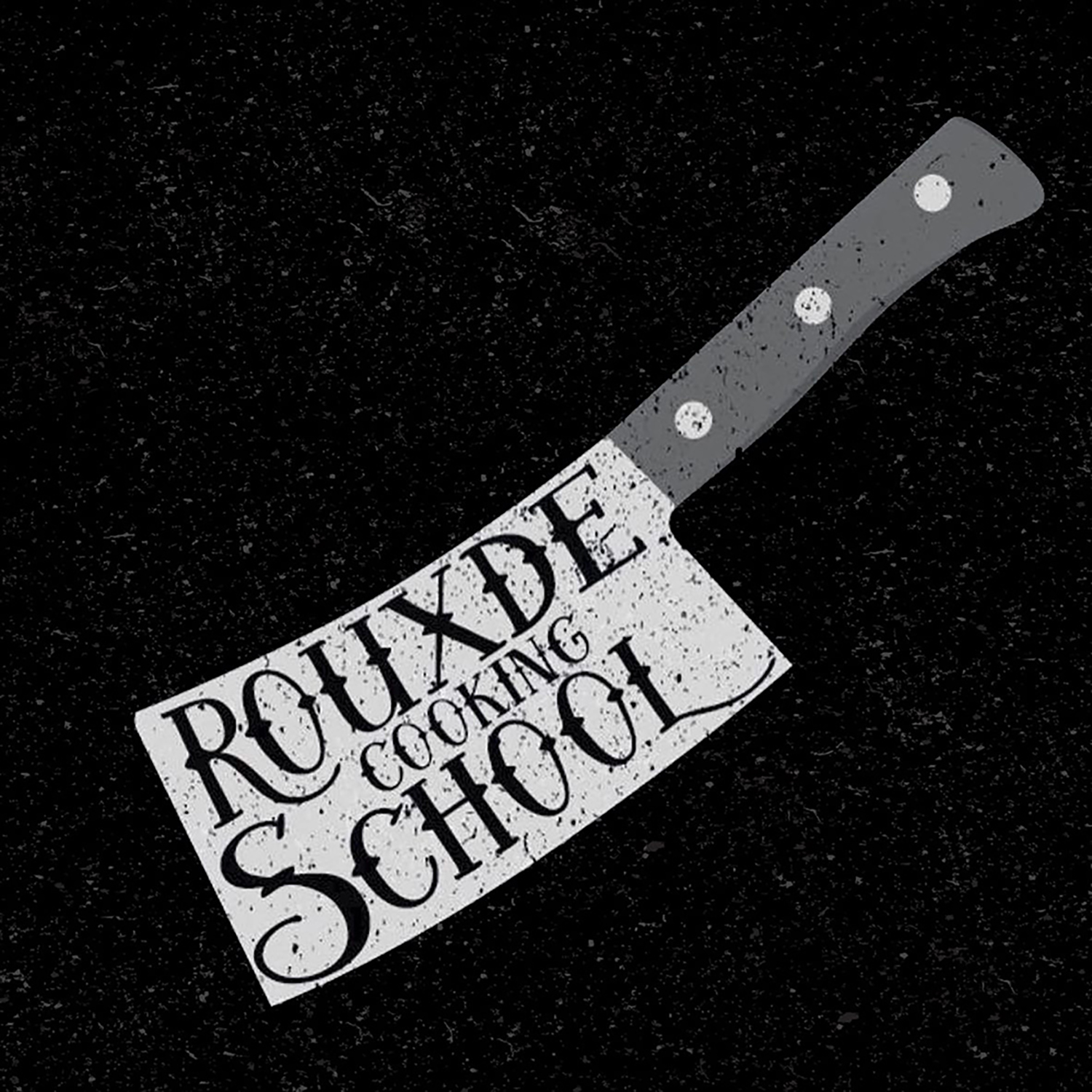 The Rouxde Cooking School Podcast show art
