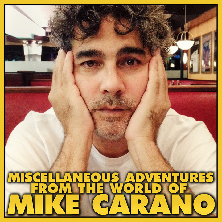 Miscellaneous Adventures from the World of Mike Carano • Music promo