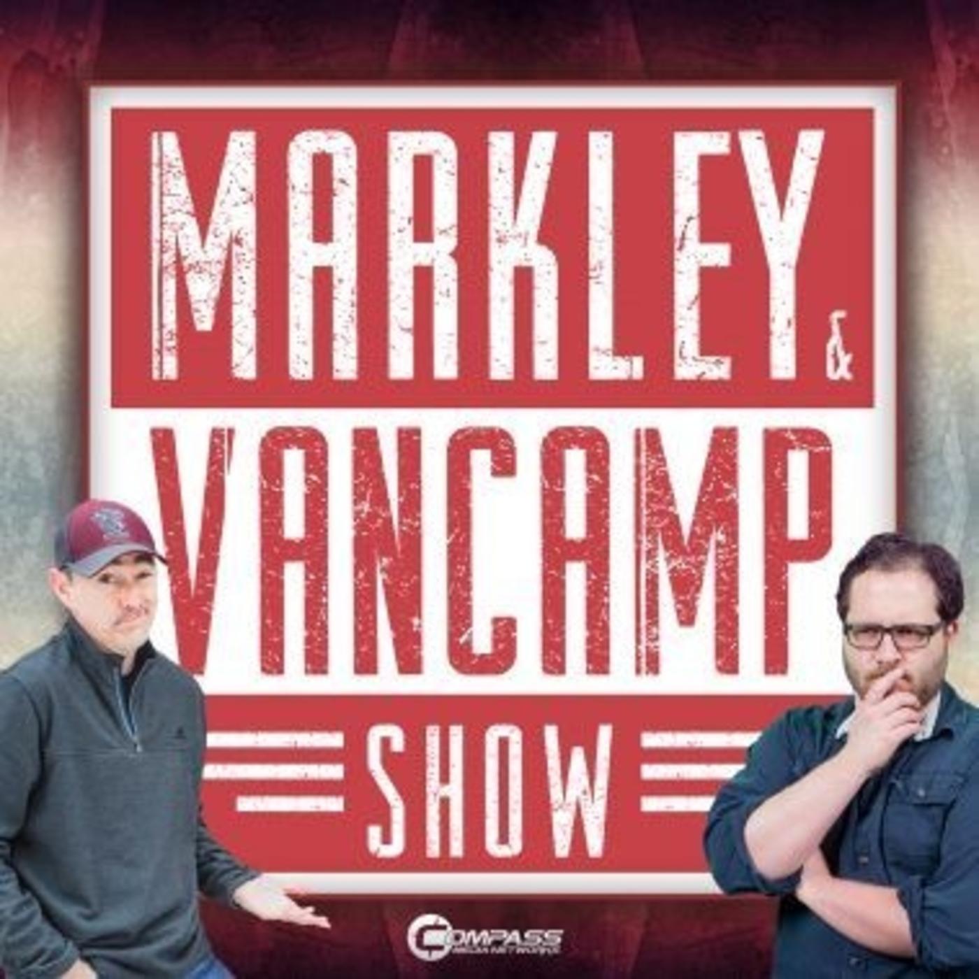 The Markley & Van Camp Show show art