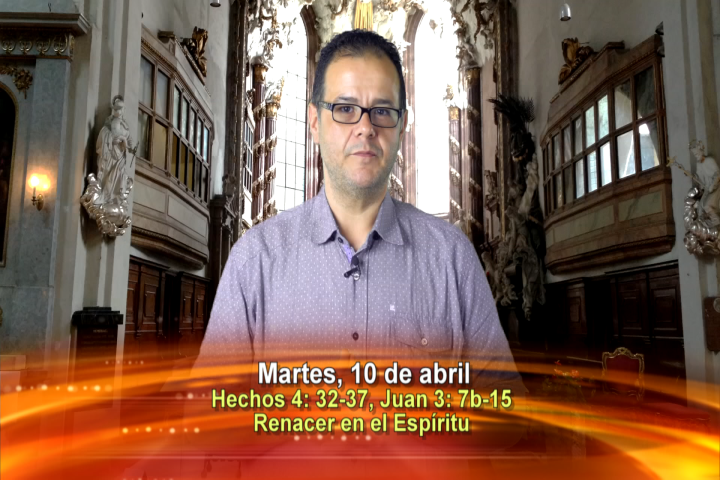 Artwork for Dios te Habla con Vilson Monteiro : Tema el hoy: Renacer en el Espíritu