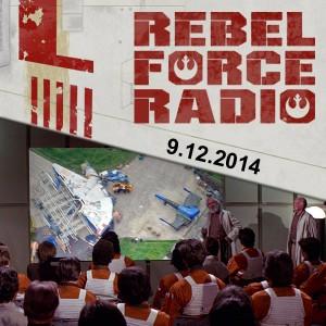 RebelForce Radio: September 12. 2014