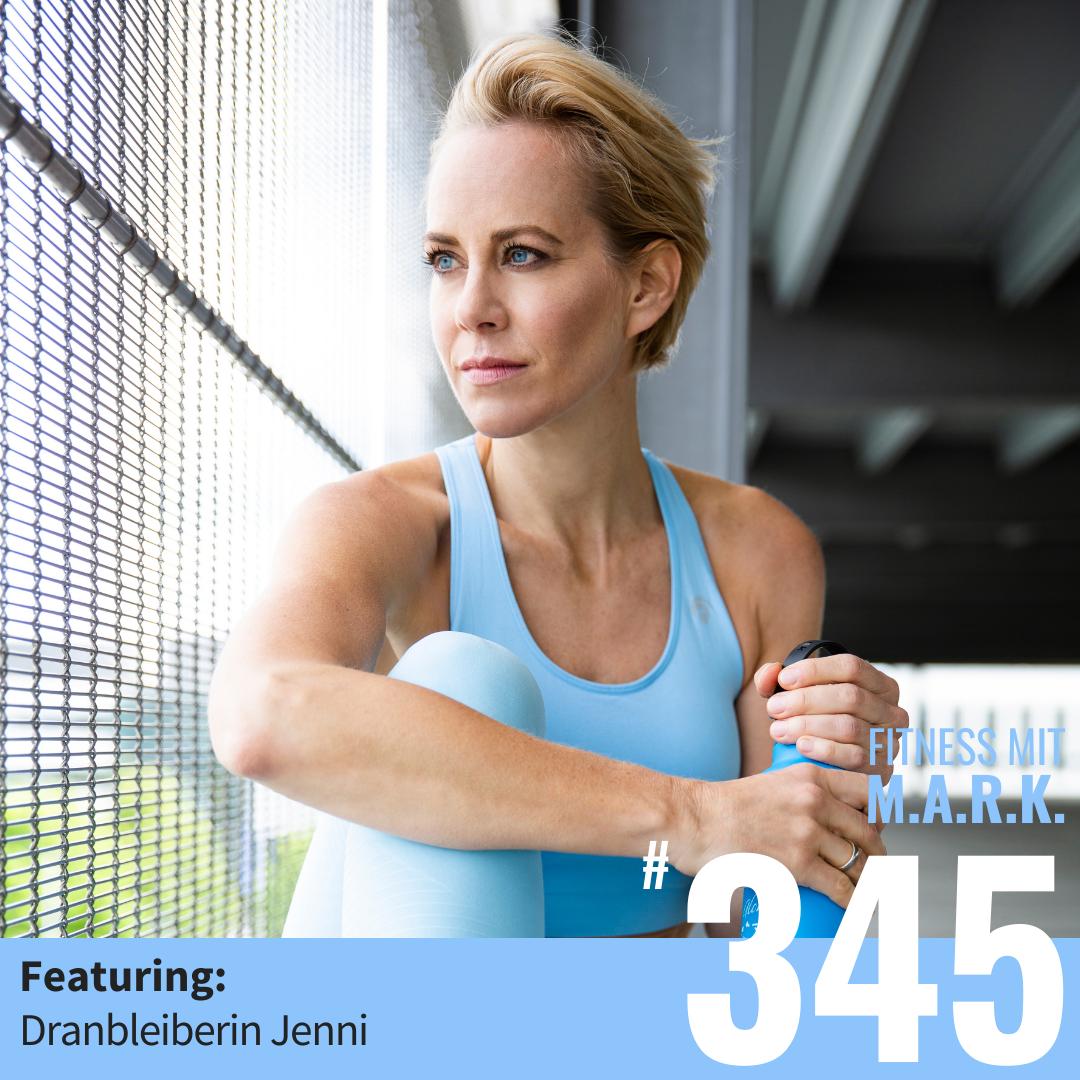 FMM 345 : Wie Jenni (44) ihre Traumfigur erschuf – und Fitnessmodel wurde