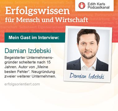 Im Gespräch mit Damian Izdebski - Teil 2