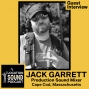Artwork for 031 Jack Garrett - Production Sound Mixer based out of Cape Cod, Massachusetts
