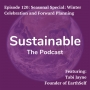 Artwork for 120: Seasonal Special: Winter Celebration and Forward Planning with Tabi Jayne, EarthSelf Founder