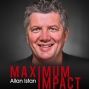 Artwork for Maximum Impact Episode 1 with Allan Isfan