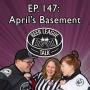 Artwork for Episode 147 - April's Basement