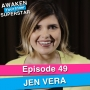 Artwork for 49 Jen Vera - How You Can Learn To LOVE Sales (Even If You Currently Hate, Resist or Avoid It)