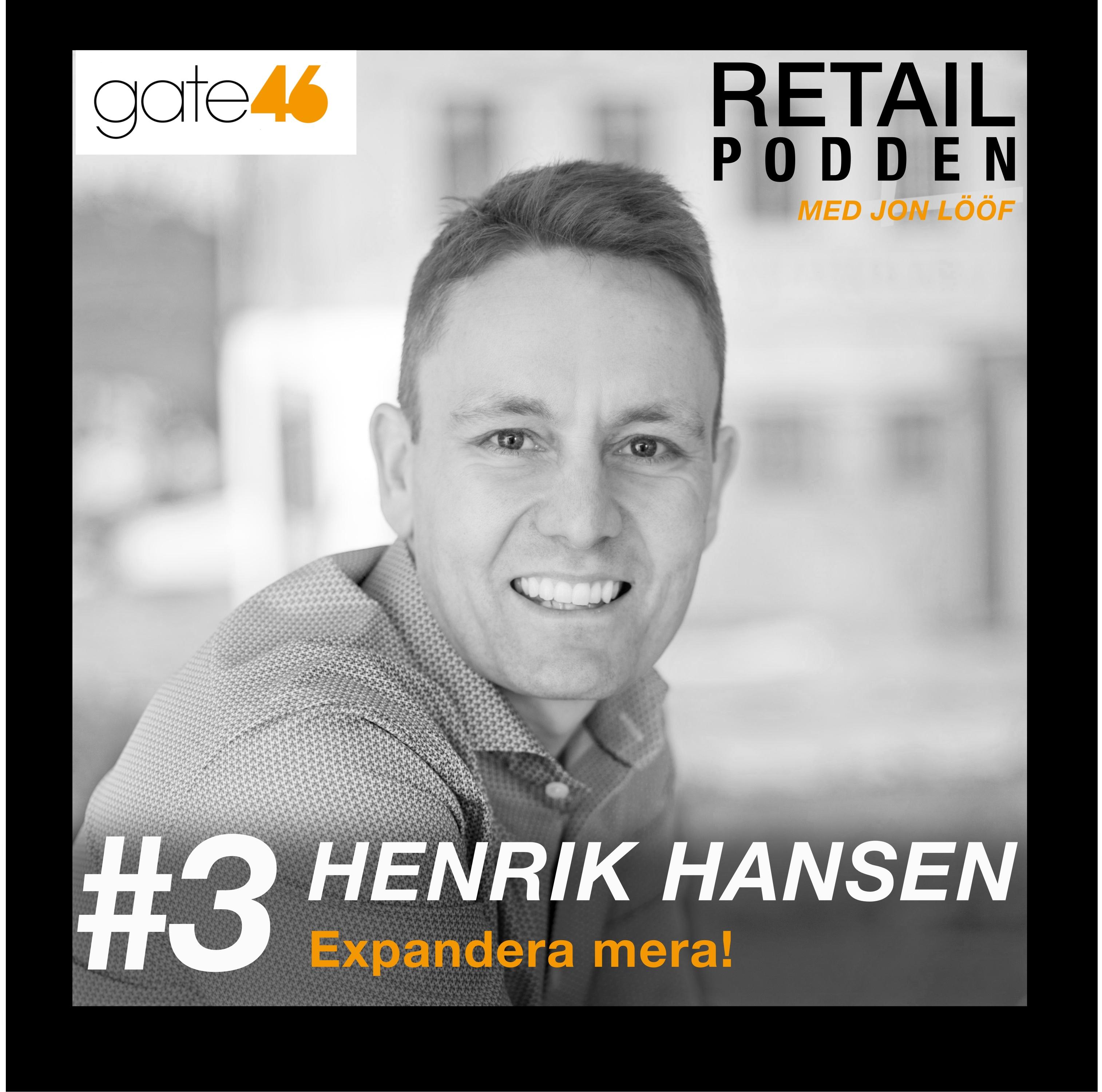 3. Henrik Hansen - Expandera mera!