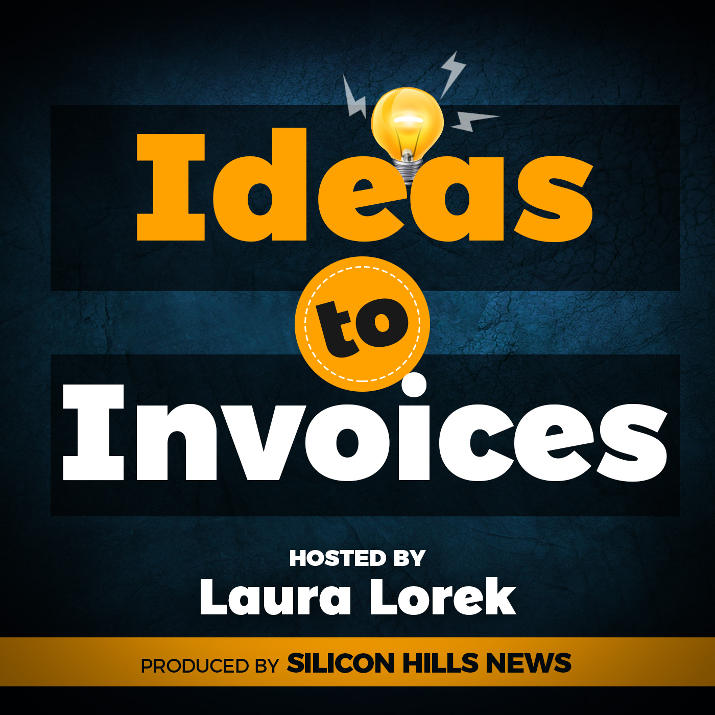 Ideas to Invoices  show art