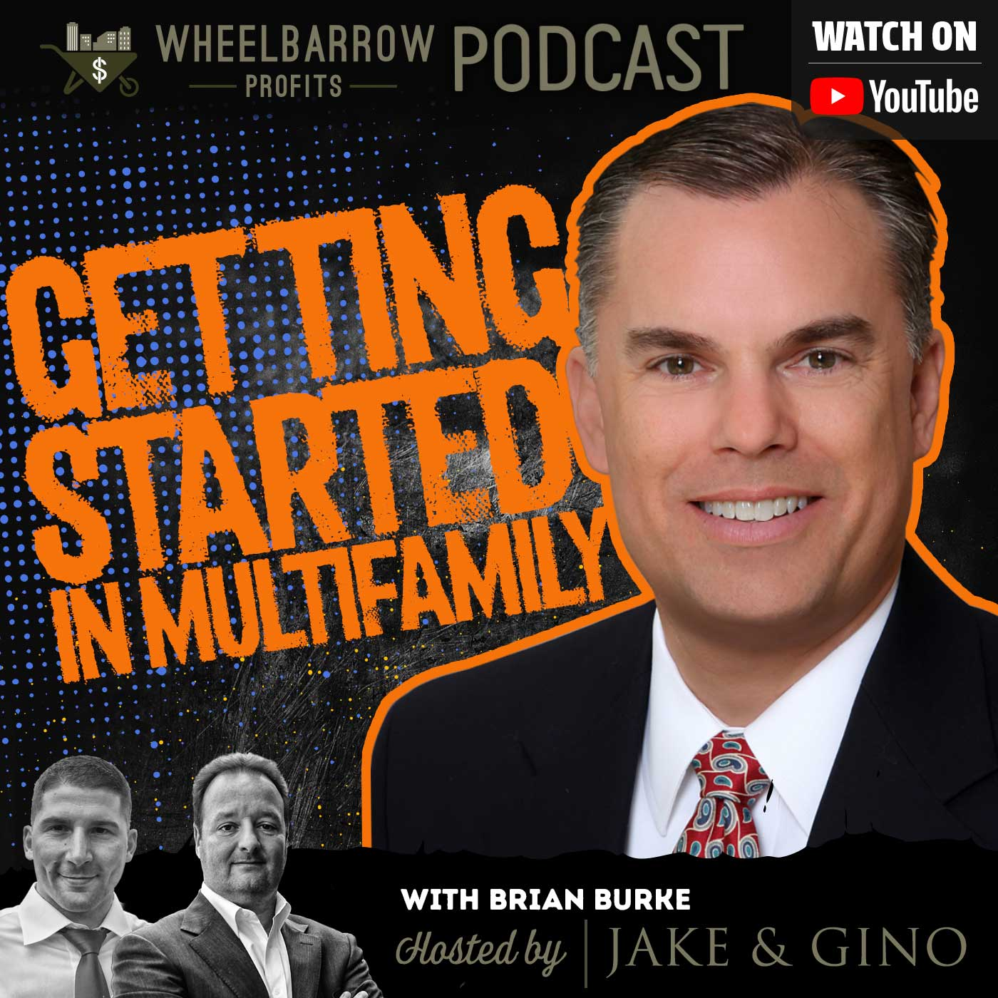 How To Get Started with Multifamily Investing W/ Brian Burke