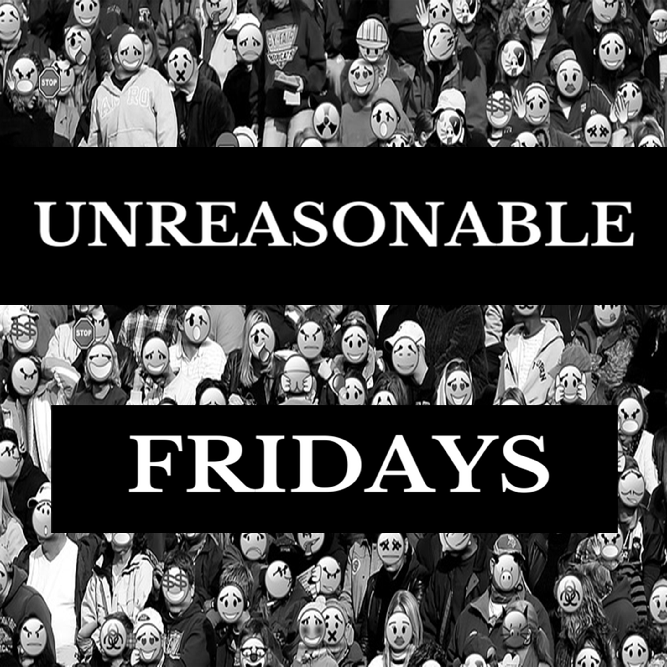 Artwork for Unreasonable Fridays Ep. 22: That Time We Saw Black Panther