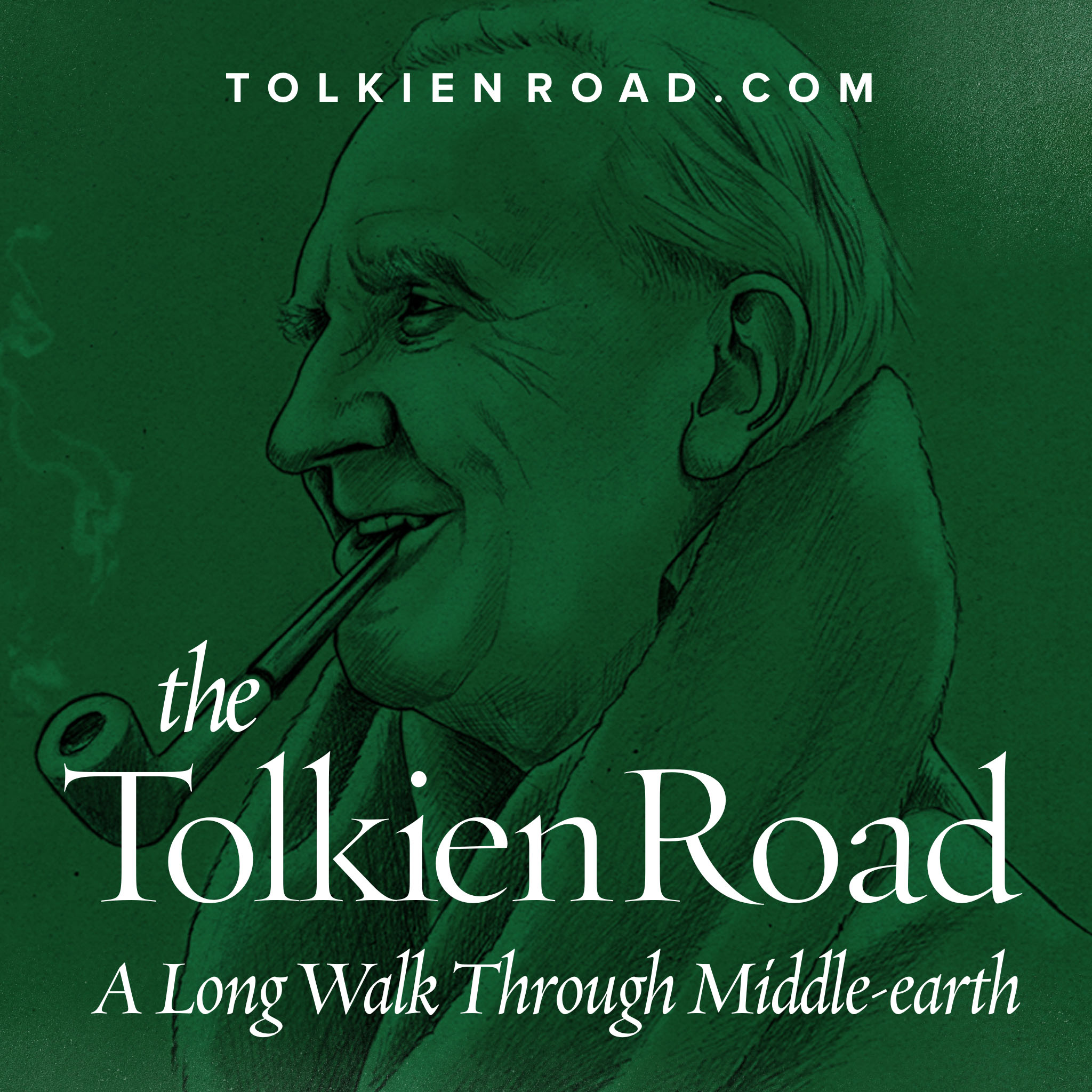 Artwork for 0100 - Tolkien, the Universe, and Everything