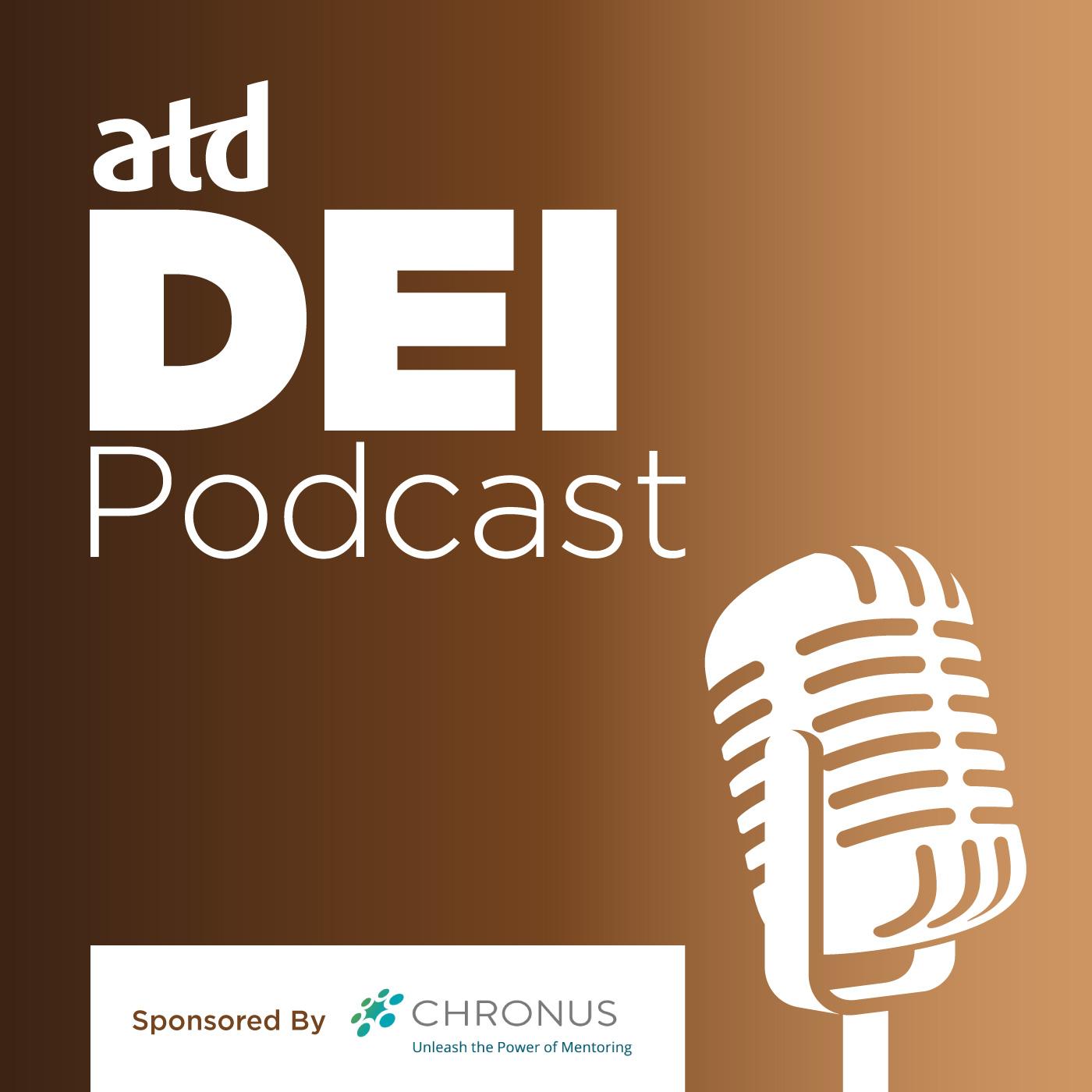 ATD DE&I Podcast show art