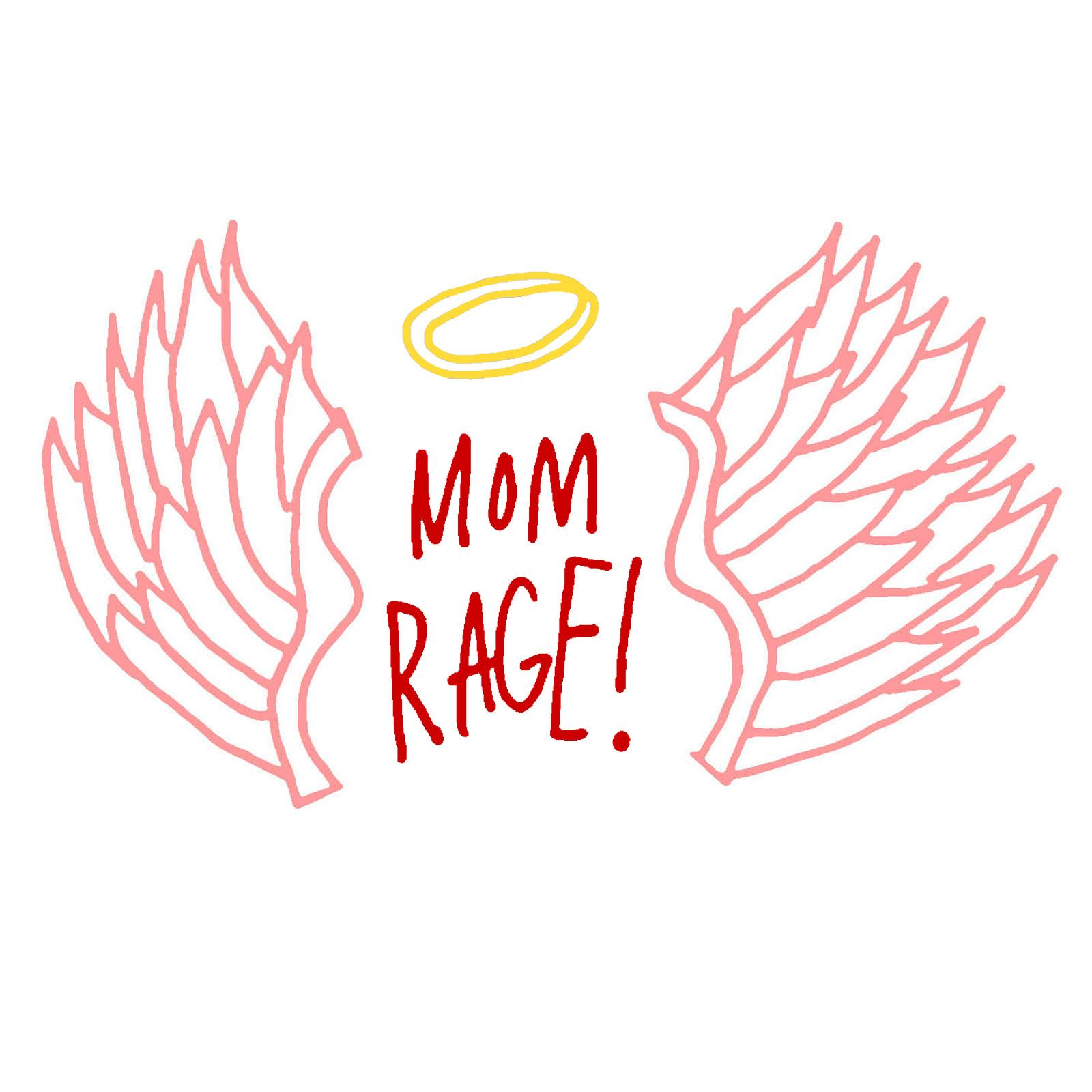 Mom Rage show art