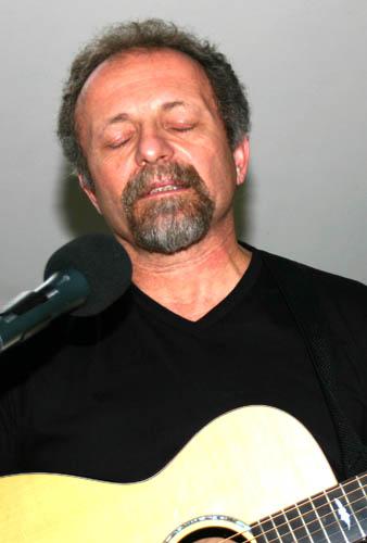 Toby Walker in session