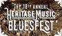 Artwork for The BluzNdaBlood Show #293, Heritage Music BluesFest Preview, 2018!