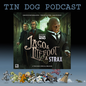 TDP 543:  Jago and Lightfoot and Strax - The Haunting