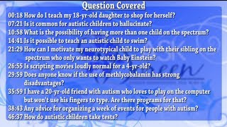 Ask Dr. Doreen - June 5th, 2013
