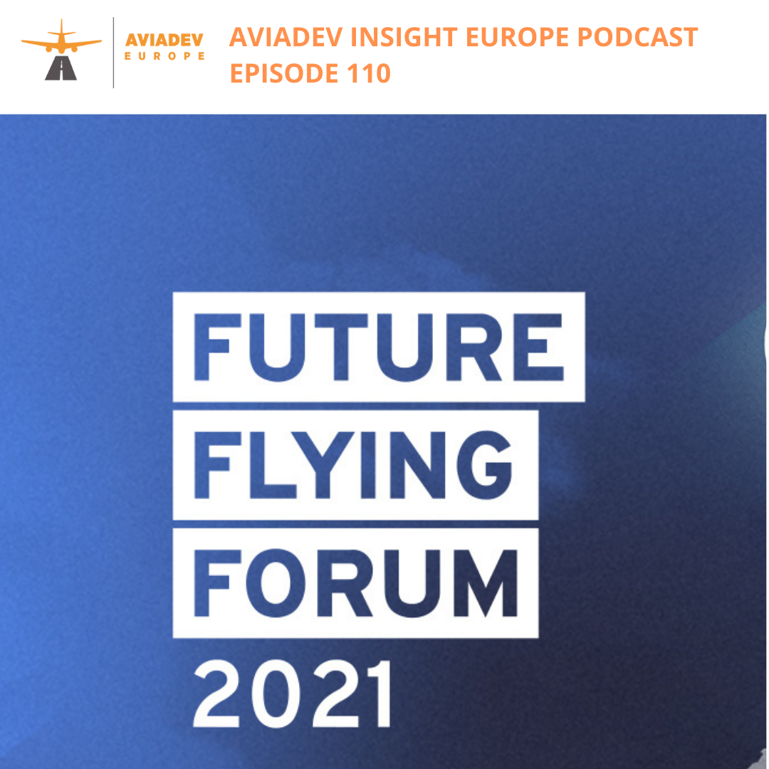 Episode 110. Introducing The Future Flying Forum