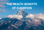 Artwork for The Health Benefits of Elevation | Altitude, Cancer, UFC, Michael Phelps - EAD 004