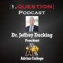 Artwork for Dr. Jeffrey Docking | President | Adrian College
