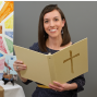 Artwork for 070: Enriching Your Child's Catholic Faith Through Kid's Liturgy at Home