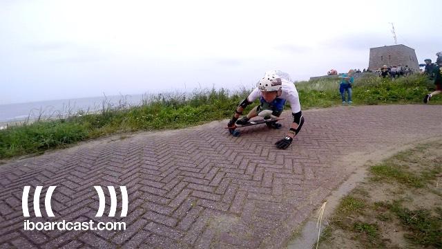 Artwork for Sick Longboards Downhill Sessie ZwartePad