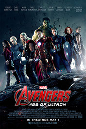 FBPH Presents: At The Movies With AVENGERS - AGE OF ULTRON!