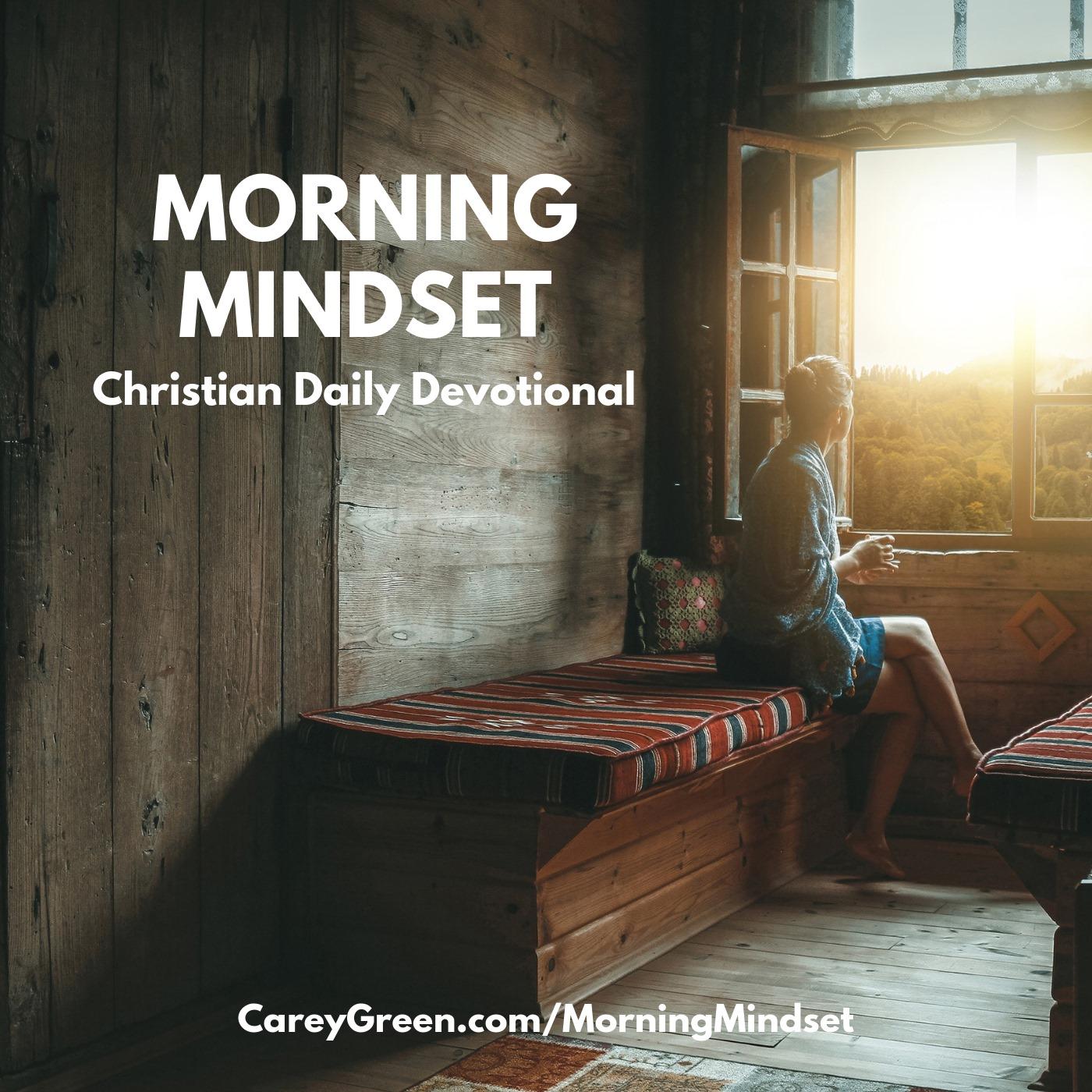 Morning Mindset Daily Christian Devotional show art