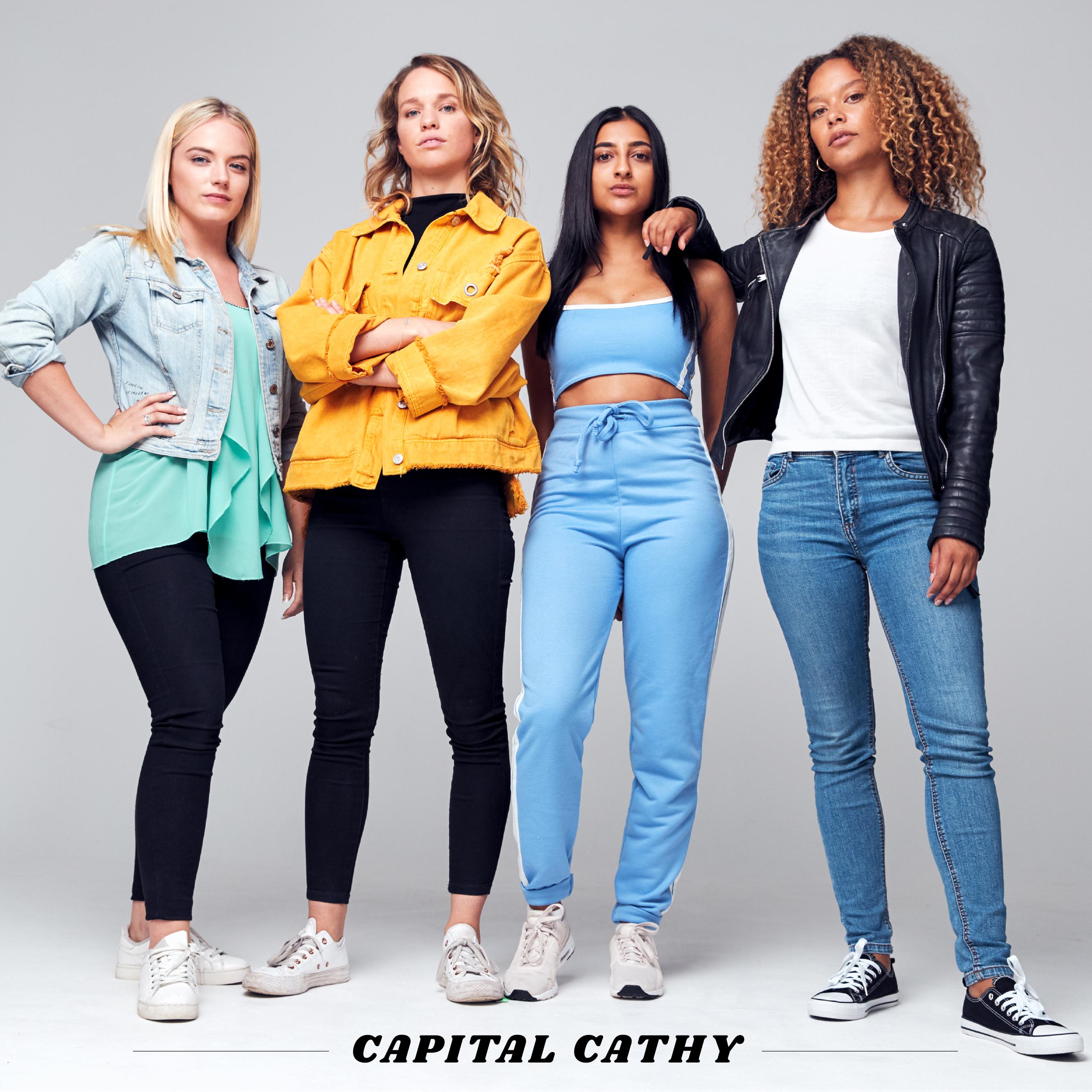 Capital Cathy show art