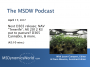 Artwork for MSDW Podcast: Dynamics 365 roadmap updates; CRM user adoption; GP spirit