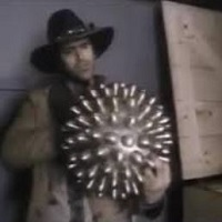Stuck in the Desert Podcast - The Adventures of Brisco County, Jr. - Episode 72 show art
