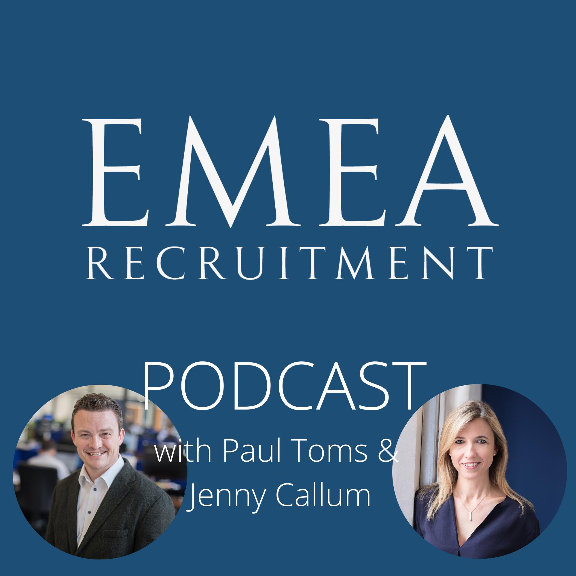 EMEA Recruitment Podcast #67 - Greg Savage
