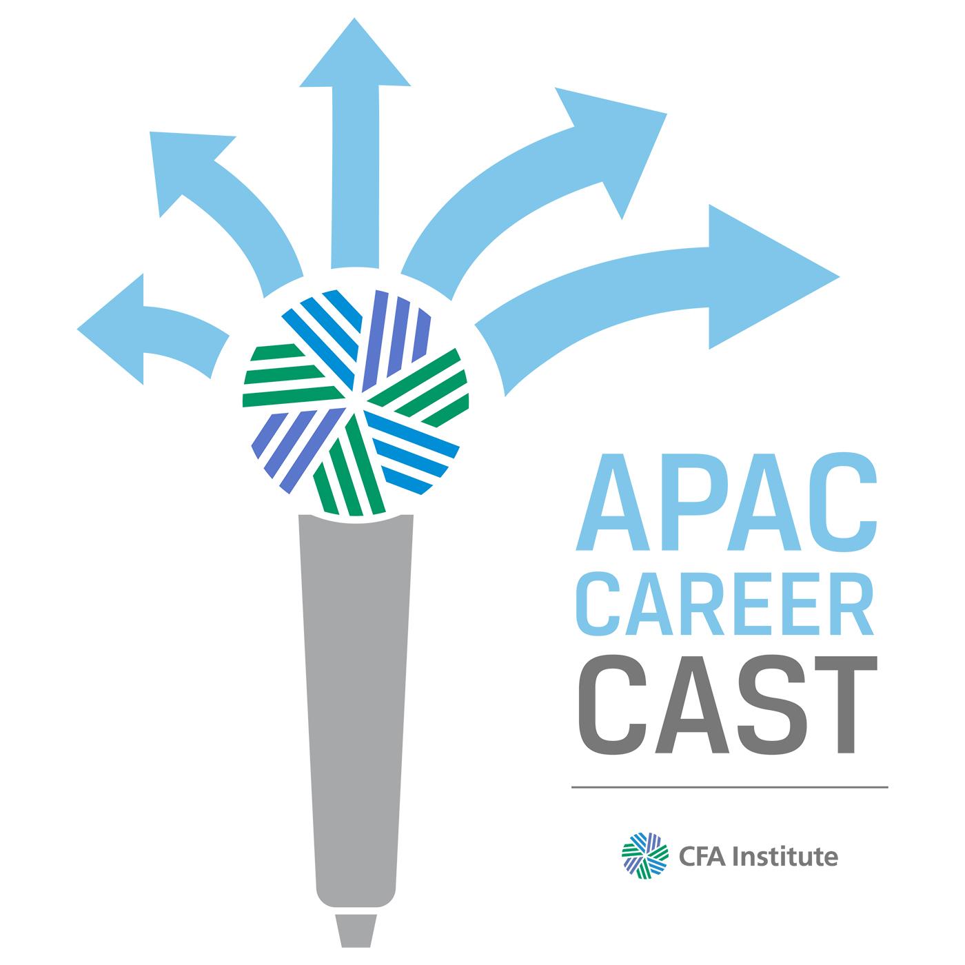 CFA Institute APAC CareerCast show art