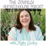 Artwork for JH31: There is No Such Thing as a Perfect Homeschool with Shelly Sangrey