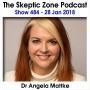 Artwork for The Skeptic Zone #484 - 28.Jan.2018