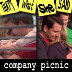 """Episode # 72 -- """"Company Picnic"""" (5/14/09)"""