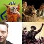 Artwork for Edinburgh Fringe preview: Theatre of Widdershins, Puppet State Theatre, Les Enfants Terribles and Phil Nichol
