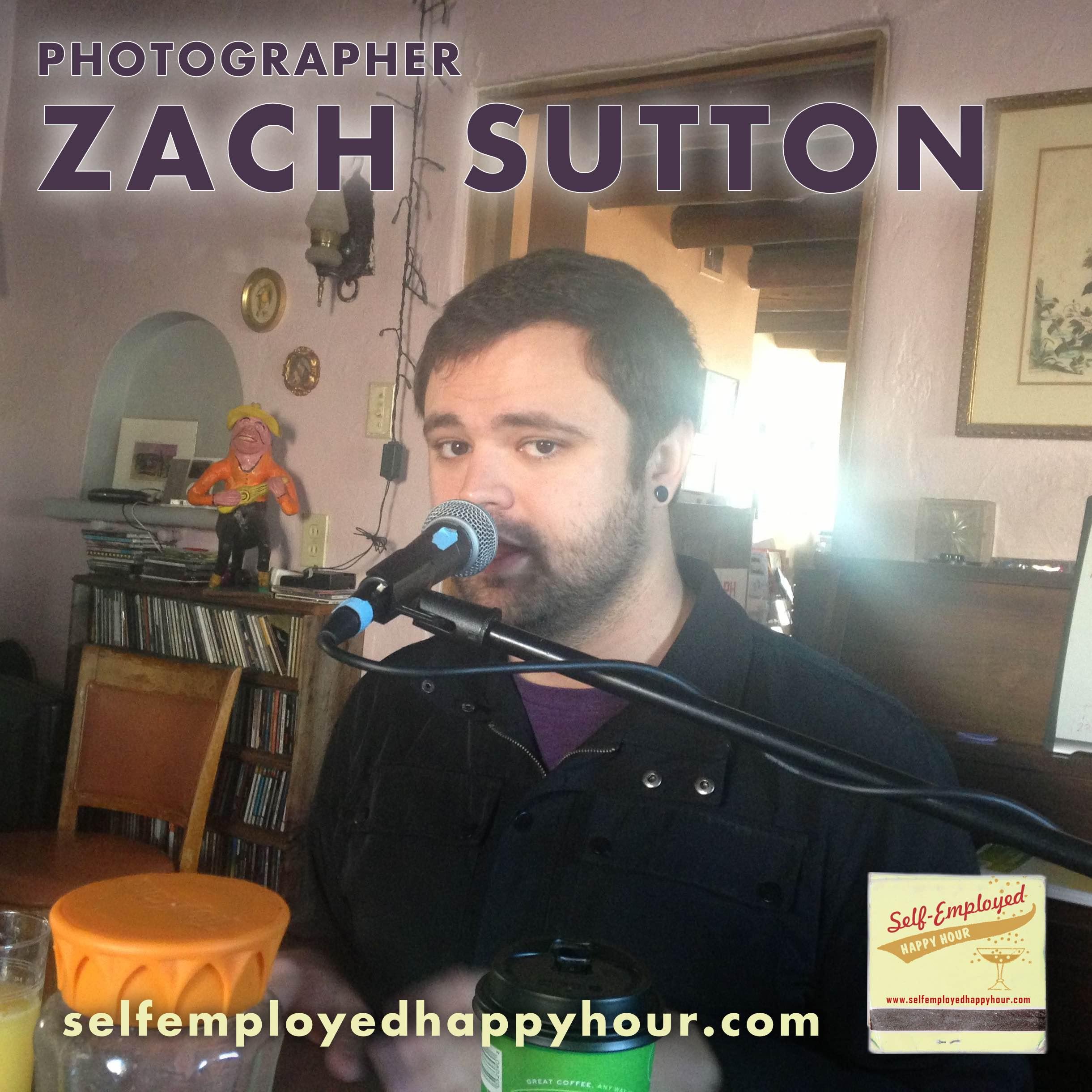 Zach Sutton, Photographer