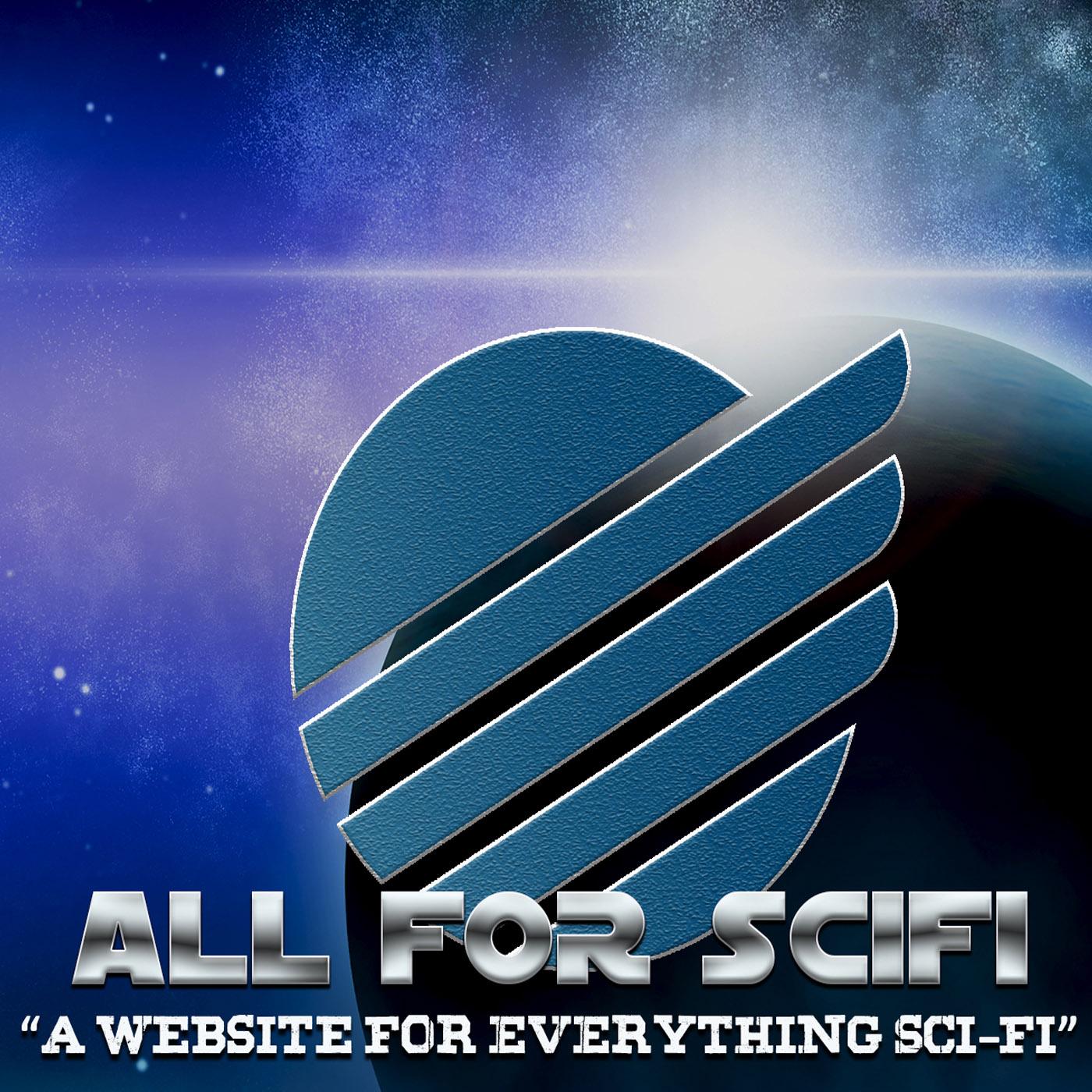 AllForSciFi's Podcast show art