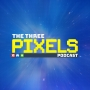 Artwork for S4Ep12: The Three Pixels Team Building: The Desert Island