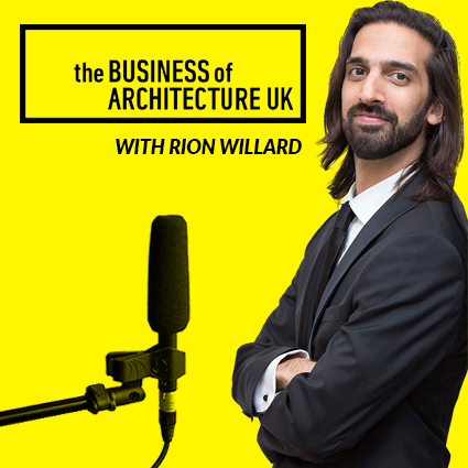 Business of Architecture UK Podcast show art
