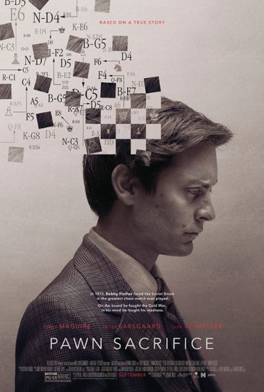 Ep. 178 - Pawn Sacrifice (Searching for Bobby Fischer vs. Game Over: Kasparov and the Machine)