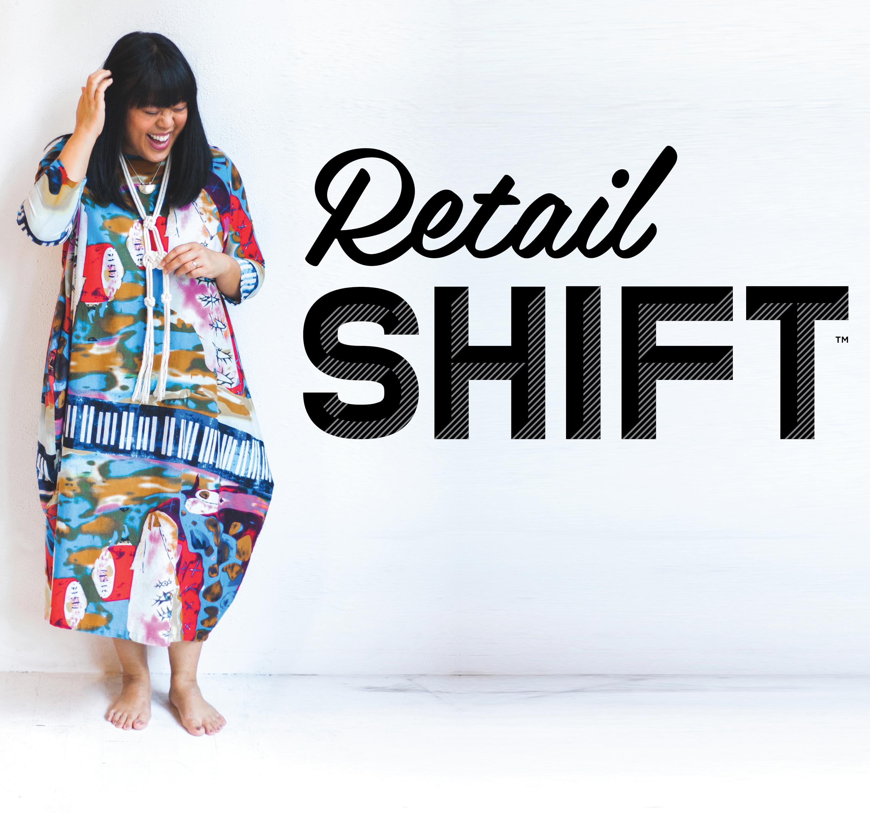 Retail Shift show art