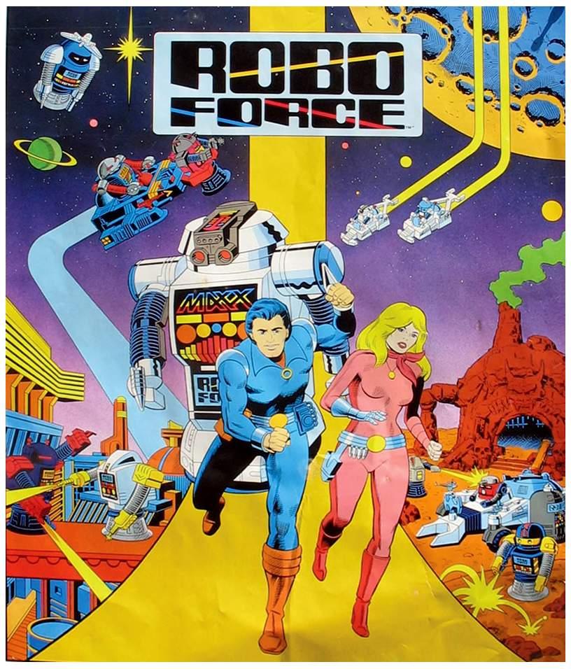 Comics on Infinite Earths-RoboForce