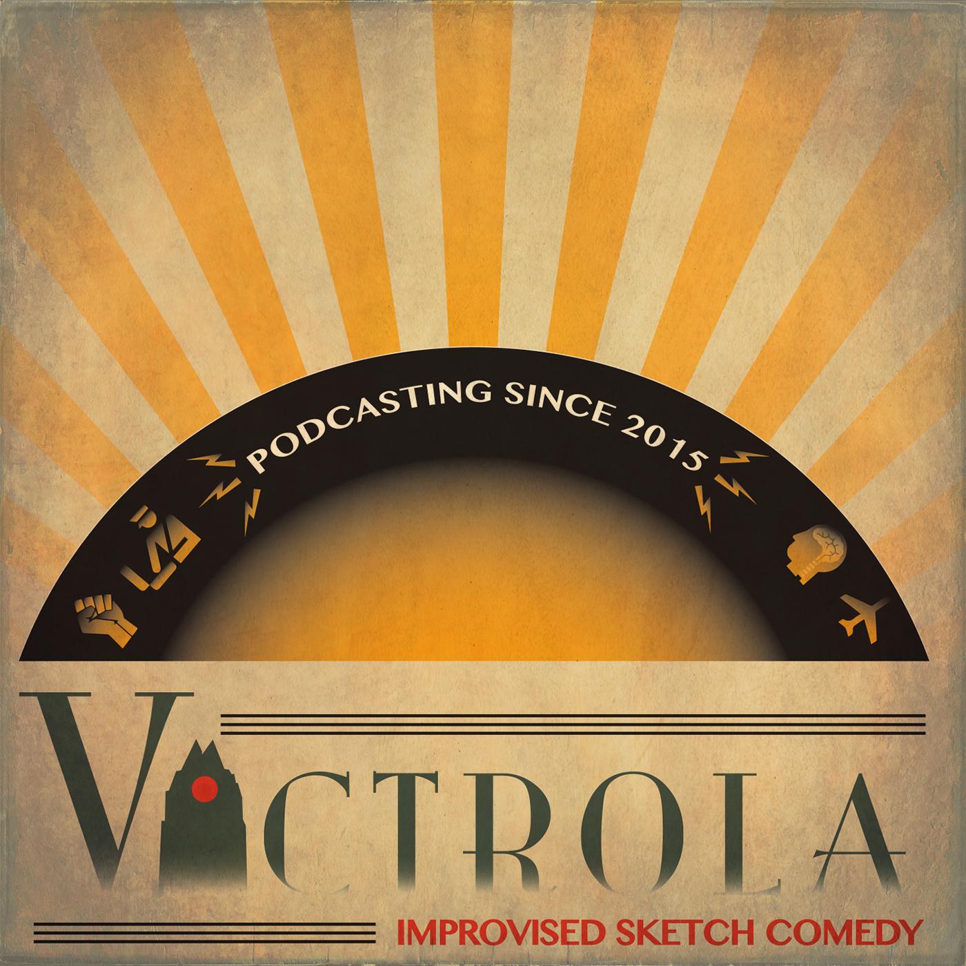 Artwork for Victrola! Episode 8!