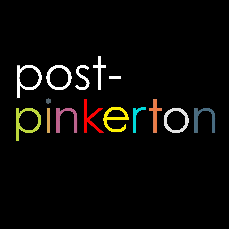 Post-Pinkerton show art