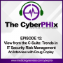 Artwork for View from the C-Suite: Trends in IT Security Risk Management