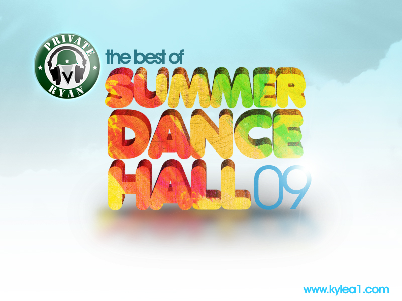Dj Private Ryan Presents BEST OF SUMMER DANCEHALL 2009 (explicit)